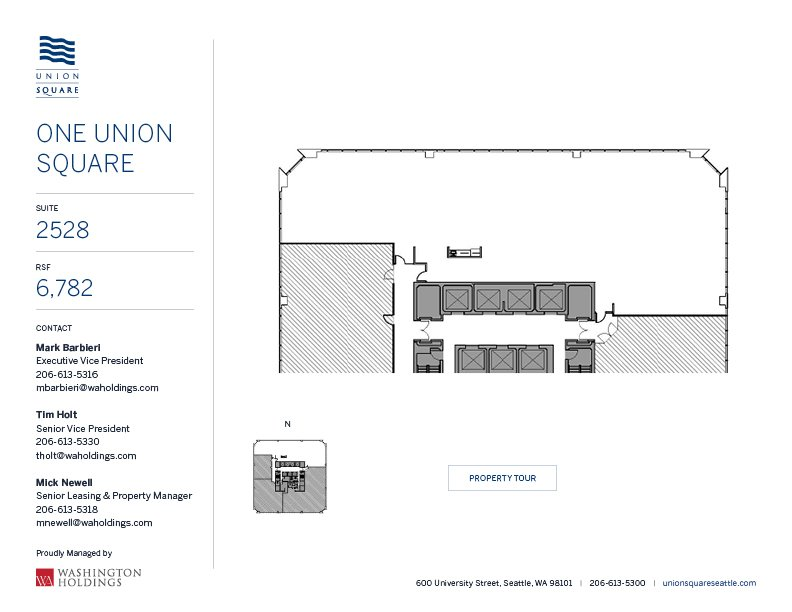 Image of One Union Square, floor 25