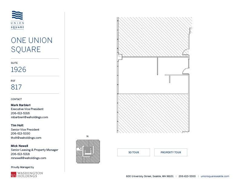 Image of One Union Square, floor 19