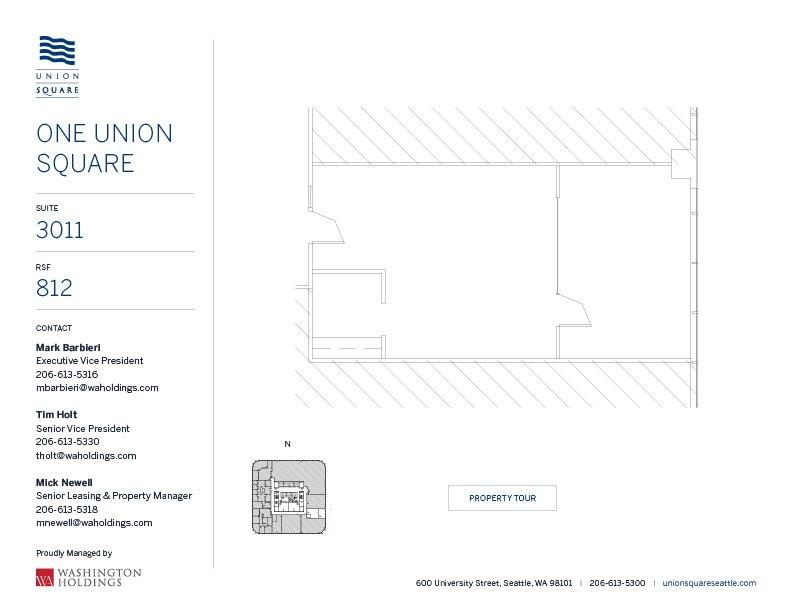 Image of One Union Square, floor 30