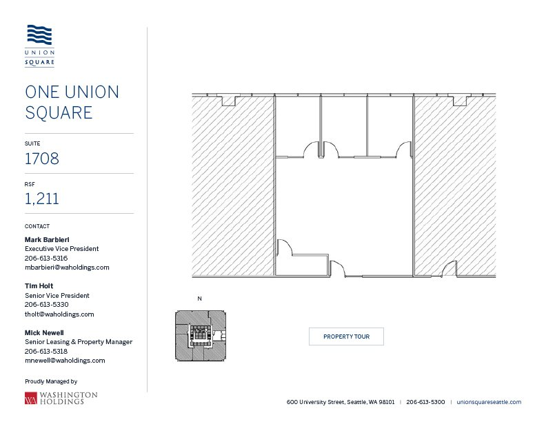 Image of One Union Square, floor 17