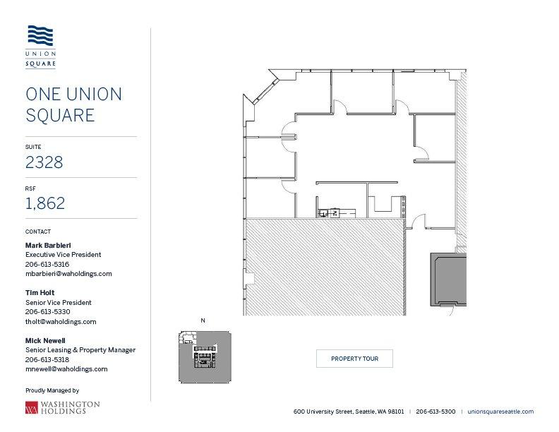 Image of One Union Square, floor 23