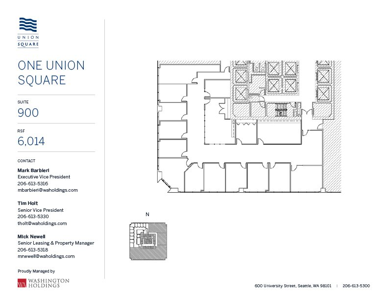 Image of One Union Square, floor 09