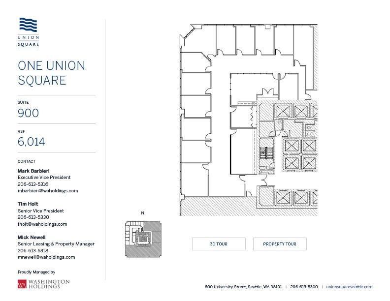 Image of One Union Square, floor 09