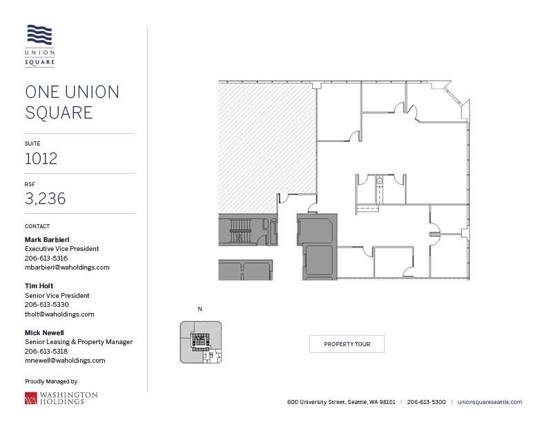 Image of One Union Square, floor 10