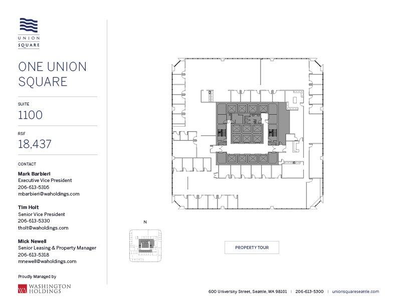 Image of One Union Square, floor 11