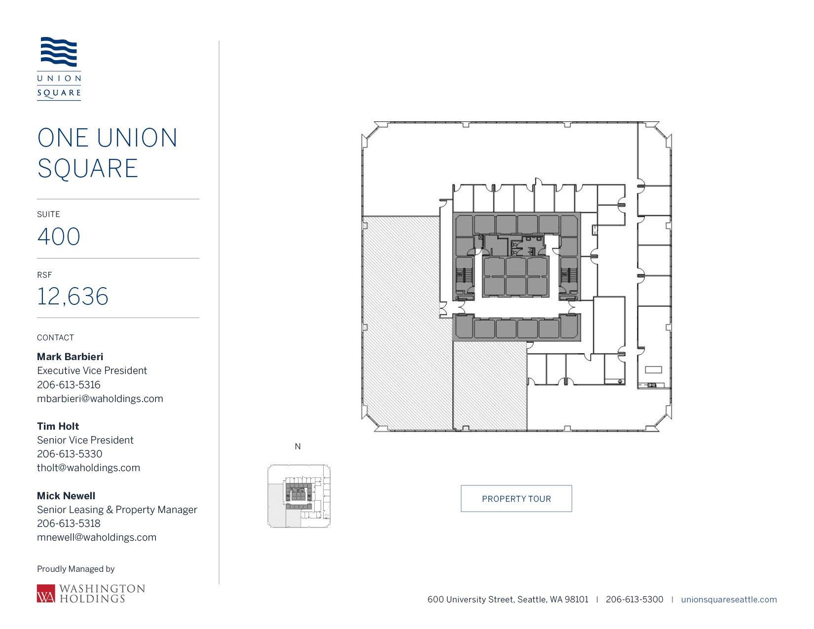 Image of One Union Square, floor 04